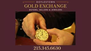 Items We Buy at Doylestown Gold Exchange