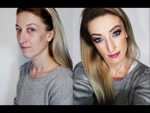 VIANOČNÝ MAKEUP Artistry - Makeup Transformation ♥ crazyDEYA