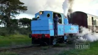 preview picture of video 'Queenscliff Tank Engine 12th July'