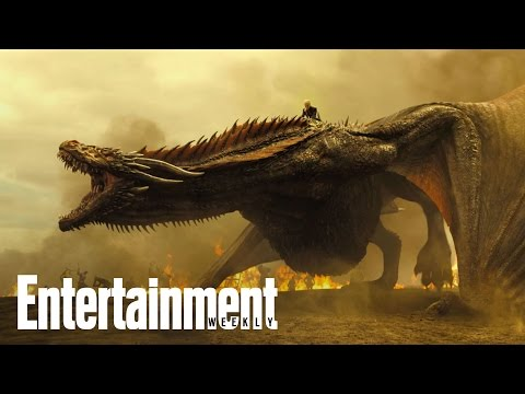 Game Of Thrones Unleashes Epic Season 7 Dragon War Photo & More! | News Flash | Entertainment Weekly