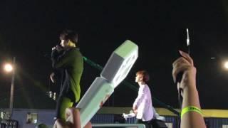 170506 EXO - Lucky @ Kpop Festival 2017 in Myanmar