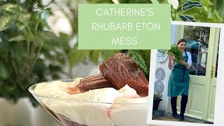 The Best Eton Mess Recipe ever with Catherine Fulvio