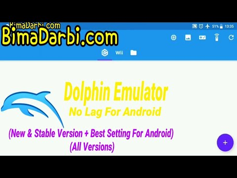 best settings for dolphin emulator 5.0 android