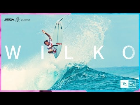 Rip Curl Mirage 'The Cassette' - Matt Wilkinson