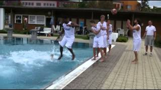 preview picture of video 'Cold Water Challenge Redwell-Gunners Oberwart'
