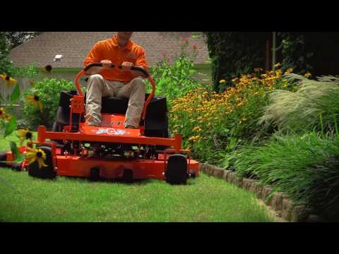 2018 Bad Boy Mowers 5400 Kawasaki ZT Elite in Stillwater, Oklahoma - Video 1