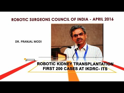 Robotic Kidney Transplantation- First 200 Cases at IKDRC-ITS