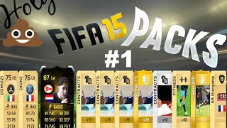 Video Fifa 15 , PACK OPENING #1