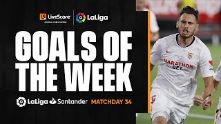 Goals of the Week: Fine finish from Ocampos MD34