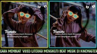Cara Membuat Video Quotes Literasi Mengikuti Beat Musik Keren Dengan Efek Hamparan Di Kinemaster
