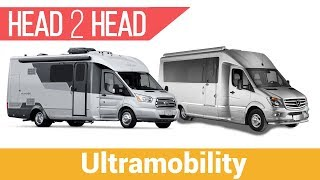 Airstream Atlas vs Leisure Travel Vans Wonder Murphy Bed | Find Out Which Class B+ Is The Best