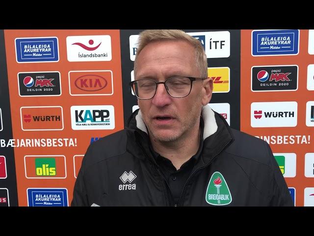 Steini Halldórs: Íris getur alveg spilað líka