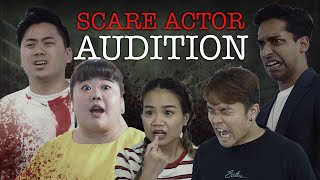 Scare Actor Audition