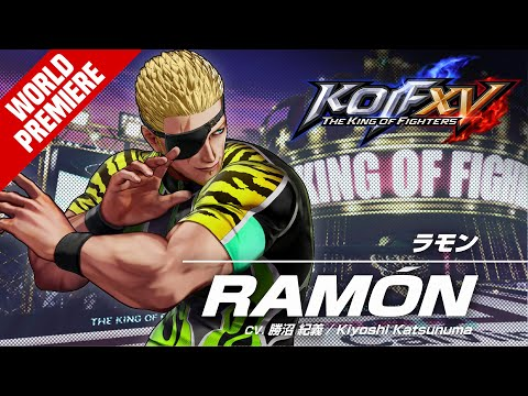 Ramon - Trailer #24 de The King of Fighters XV