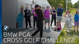 BMW Cross Golf Challenge at the BMW PGA Championship 2018.