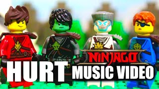 LEGO NINJAGO Tribute Music Video: HURT by Johnny Cash - The Future is Now