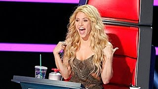 Top 5 BEST BLIND AUDITIONS On The Voice EVER IN HISTORY