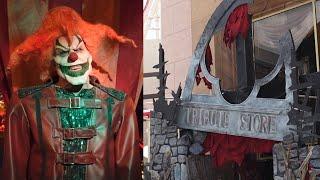 Halloween Horror Nights Tribute Store Is Now Open At Universal Studios Florida & More Park Updates!