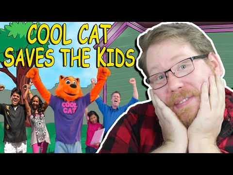 Cool Cat Saves The Kids – Homeless Movies