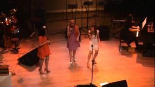 Patrícia, Vanessa E Juliana_Águas De Março_Musical Meu Brasil Brasileiro