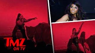 Ashanti Loses It On Stage | TMZ TV