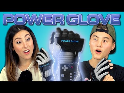 Teenagers Don't Understand The Power Glove