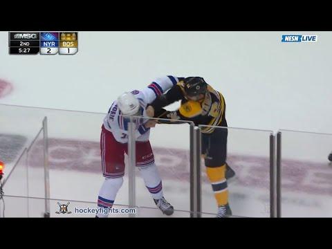 Tyler Randell vs. Brett Bellemore