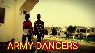 KIDI SAY YOU LOVE ME DANCERS BY BIBIANI ARMY DANCERS