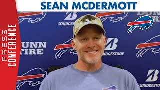 Bills Head Coach Sean McDermott Extends Contract | Buffalo Bills