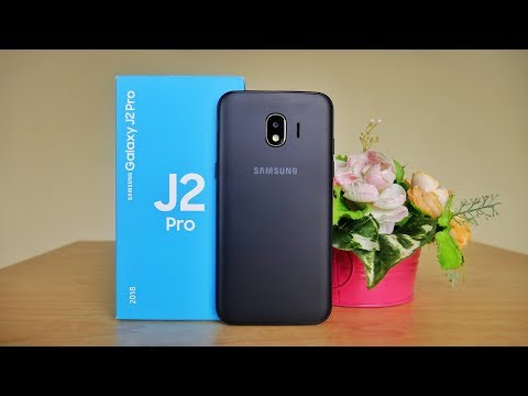 Samsung Galaxy J2 Pro Unboxing Indonesia