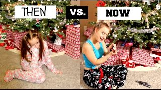 CHRISTMAS: Then Vs. Now     Lilyslounge14