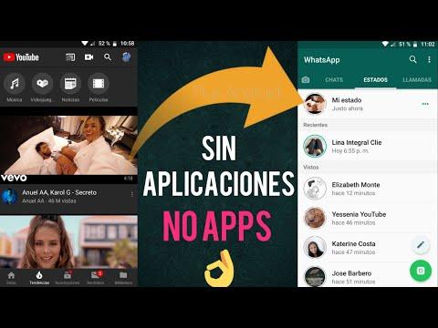 Como Poner Videos En Estado De WhatsApp 2021 😱