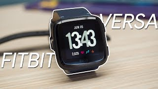 Fitbit Versa smartwatch Review
