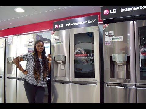 LG InstaView Refrigerator Review | TAM TALKS TECH