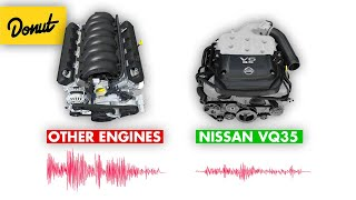 Nissan VQ Engine - The Science Explained