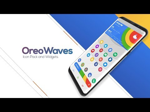 OreoWaves KWGT / ZOOPER - Android app on AppBrain
