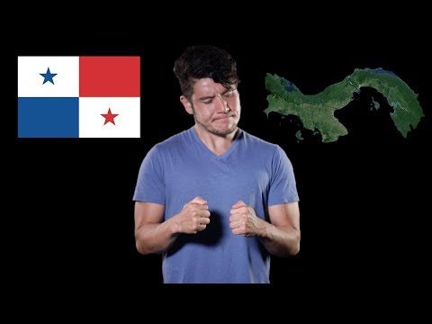 Panama - Geography Now!