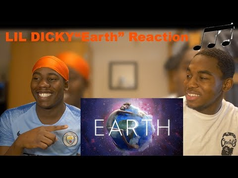 * MUST WATCH* LIL Dicky  Earth video Reaction
