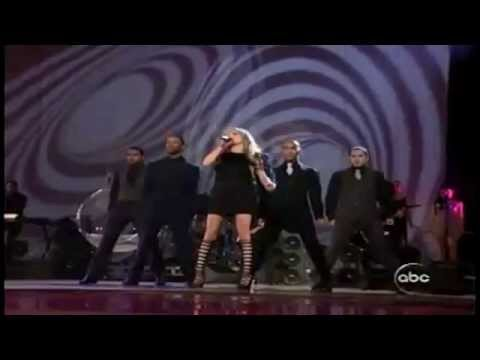 Hilary Duff - Beat Of My Heart Live On American Music Awards 2005 - HD