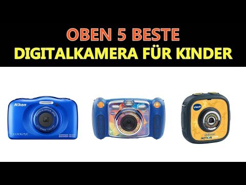 Beste Digitalkamera für Kinder 2019