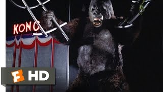 King Kong (8/9) Movie CLIP - An Escape-Proof Cage (1976) HD