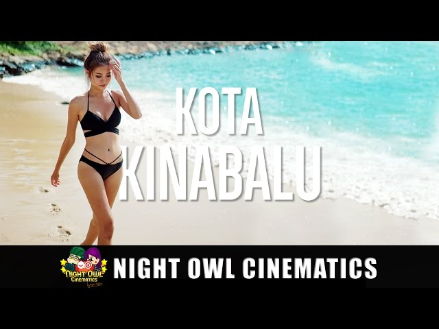 [4K] What To Eat and Do in Kota Kinabalu, Malaysia (NOC Travel Guide!)