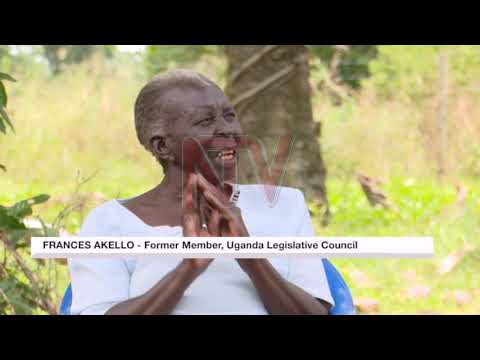 LIVING HISTORY: Meet one of the first Ugandan Women MPs