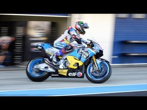 Álex Márquez - Jerez MotoGP Test