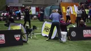 Silvia Trkman at Norwegian Open 2