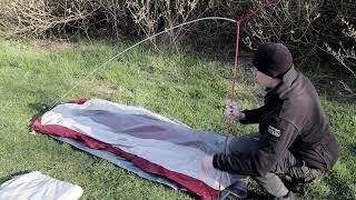 Naturehike Neues Cloud-up Ultraleichtes 1 Person Zelt 3 Saison Camping Wandern