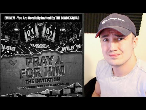 Nick Cannon Pray For Him - The Invitation (Official Video) REACTION