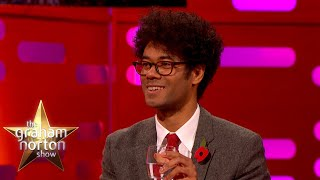 The BEST Of Richard Ayoade On The Graham Norton Show