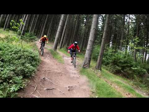 Bikepark Ještěd 2020 DH