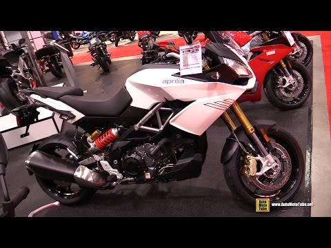2015 Aprilia Caponord 1200 Travel Pack - Walkaround - 2015 Toronto Motorcycle Show